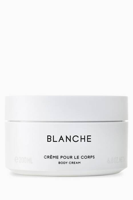 Blanche Body Cream, 200ml
