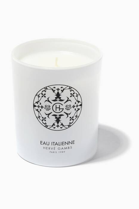 Eau Italienne White Candle, 276g