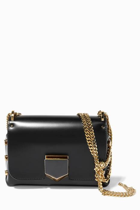 Black Lockett Petite Shoulder Bag