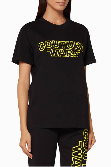 Black Couture Wars T-Shirt