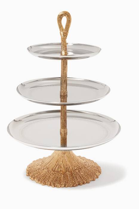 Wheat Tiered Server