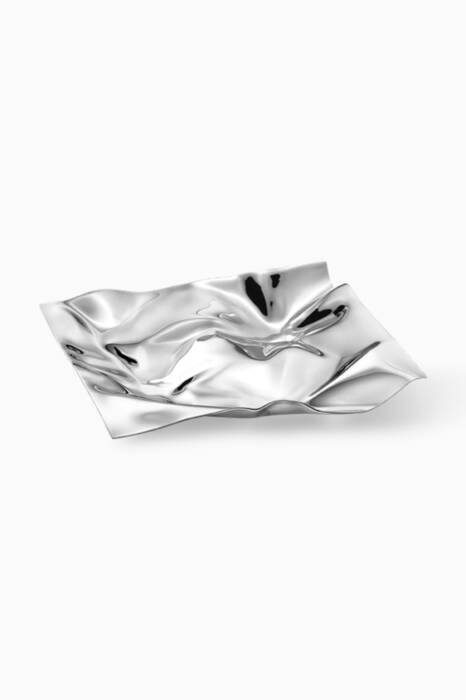 Silver Small Panton Tray