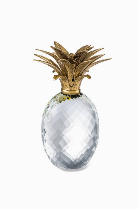 Crystal Glass Pineapple
