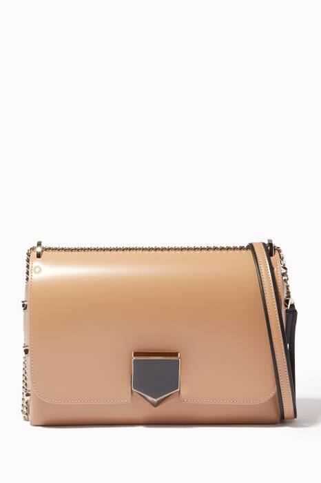 Nude Lockett City Shoulder Bag