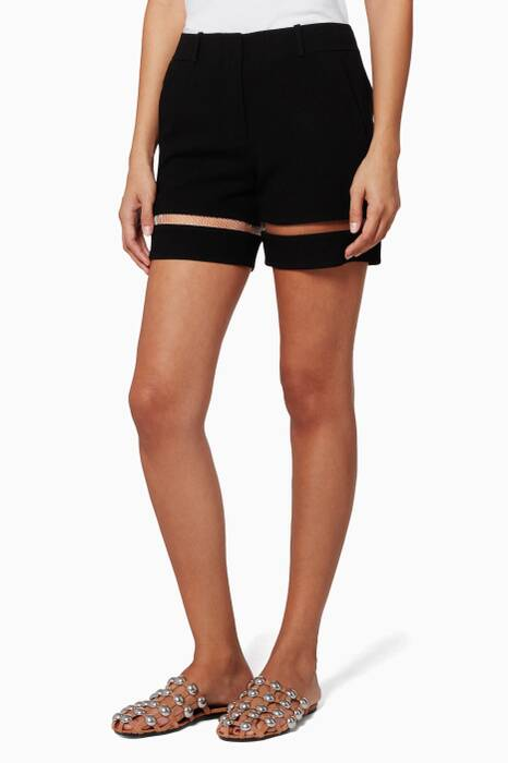 Black Fishline Shorts