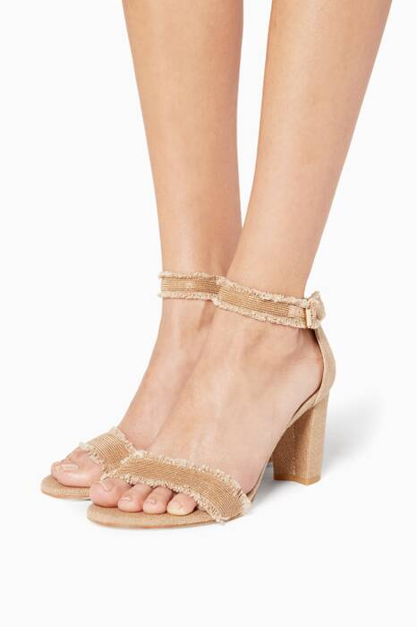 Brown Suede Bingo Sandals