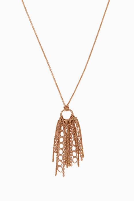 Gold Mini Unchained Necklace