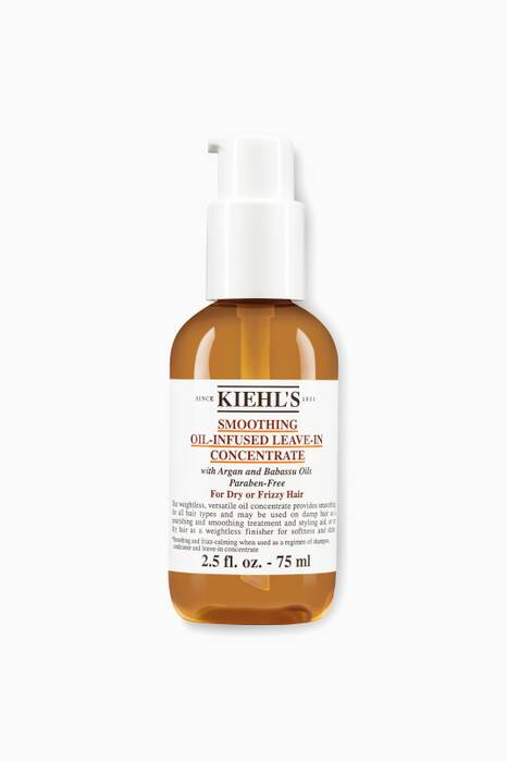 Smoothing Oil-Infused Leave-in Concentrate, 75ml