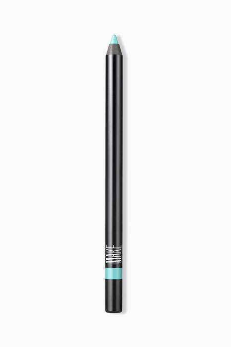 Cool Aqua Gel Eyeliner Pencil