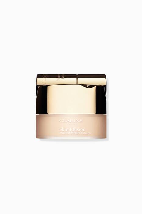 Skin Illusion Loose Powder Foundation 109 Wheat