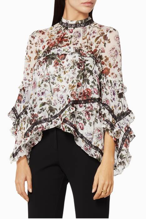 Floral Rexana Top