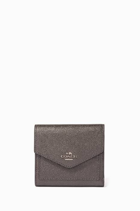 Grey Small Wallet