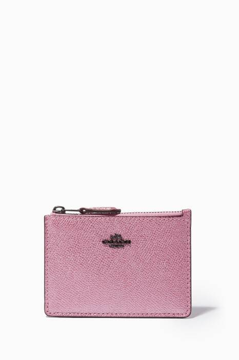 Pink Mini Skinny ID Case
