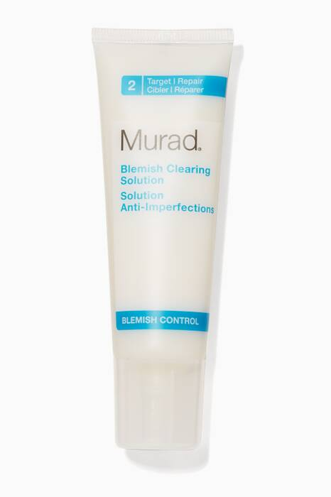 Blemish Clearing Solution, 50ml