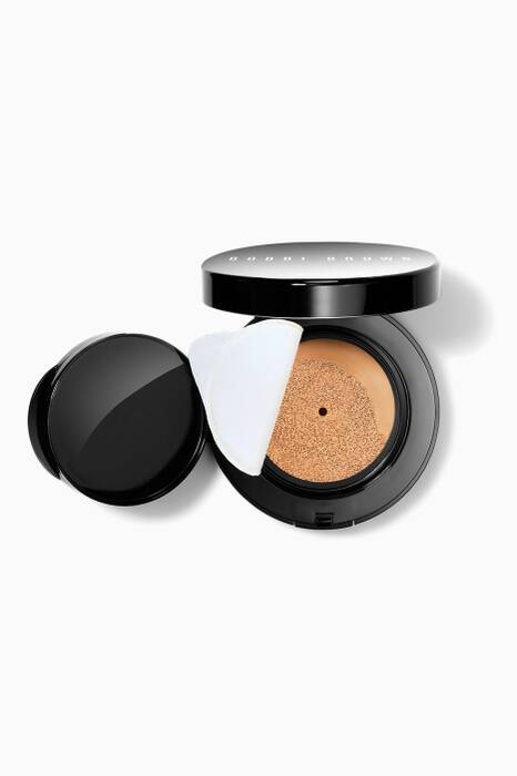 Medium To Dark Skin Foundation Cushion Compact SPF 35 - Refill