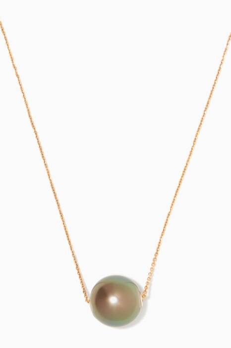 Yellow-Gold Links Of Love Necklace