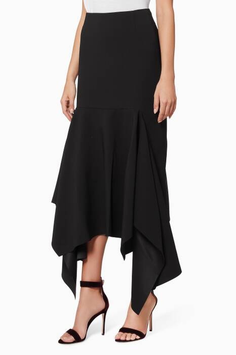 Black Theon Skirt