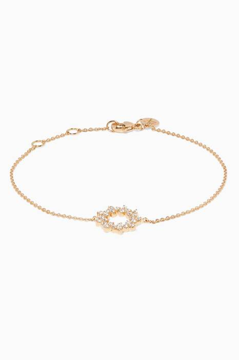 Yellow-Gold & Diamond Reverie Bracelet