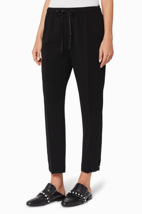 Onyx Tailored Trackpants