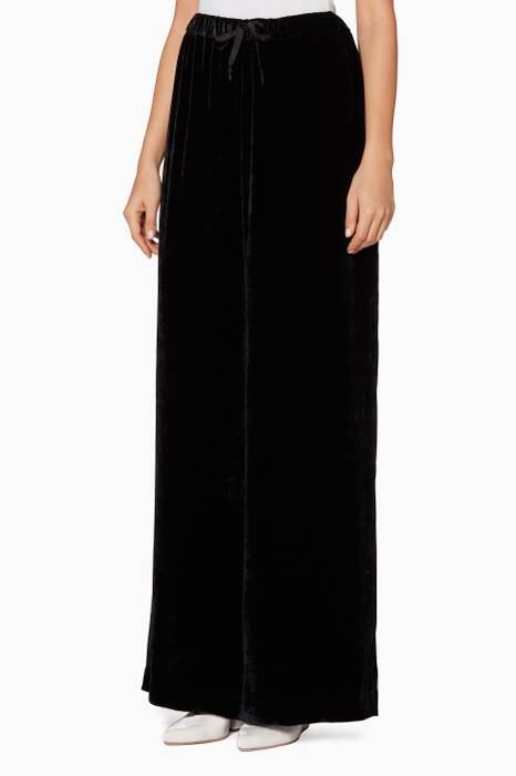 Black Pavlova Trousers