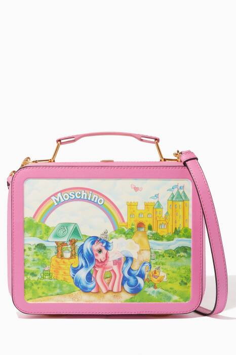 Pink My Little Pony Lunchbox Shoulder Bag