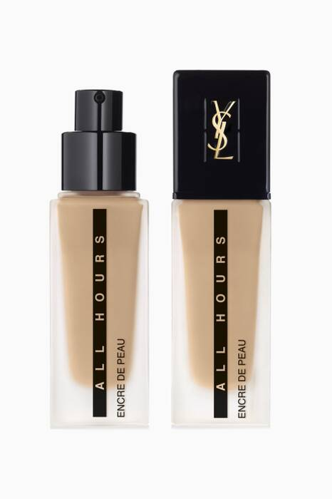 Warm-Caramel Encre De Peau All Hours Extreme Foundation, 25ml