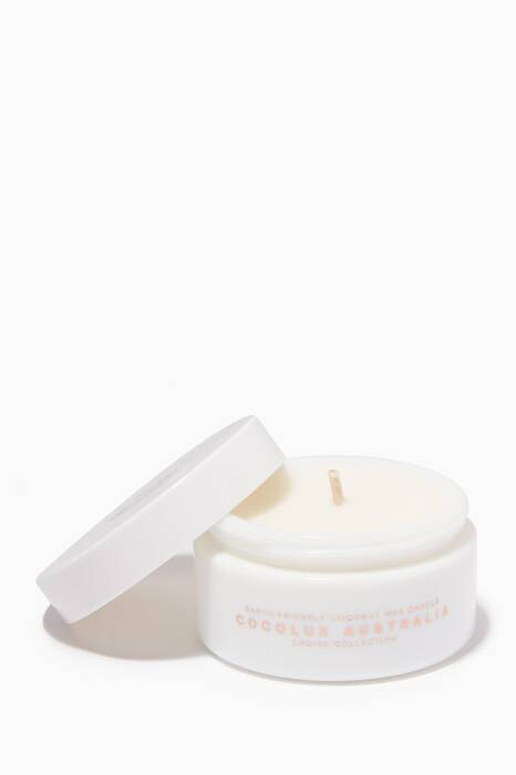 Wild Frangipani Sol Glass Candle, 100g