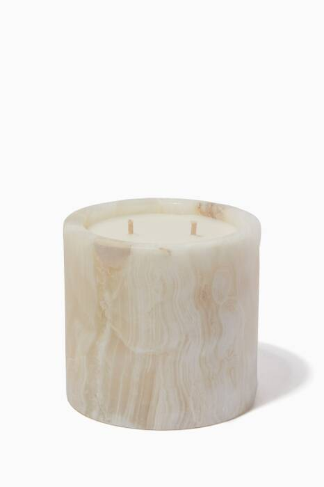 Coconut, Ginger & Pomelo Onyx Candle, 400g