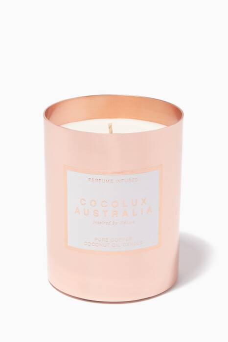Coconut, Ginger & Pomelo Sol Copper Candle, 350g