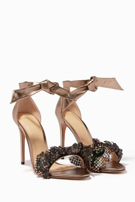 Natural Python Clarita Sandals