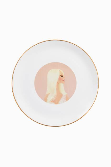 Small Donatella Plate