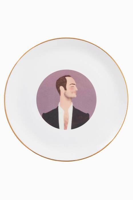 Large Tom Plate