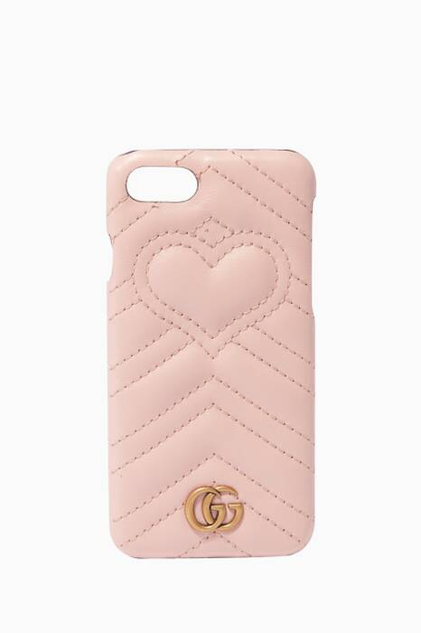 Pastel-Pink GG Marmont iPhone® 7 Case