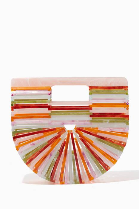 Multi-Coloured Mini Acrylic Ark Bag
