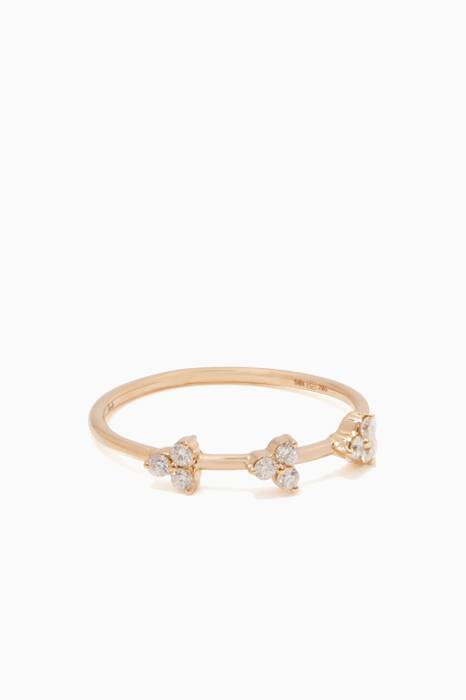 Yellow-Gold & Diamond Reverie Ring