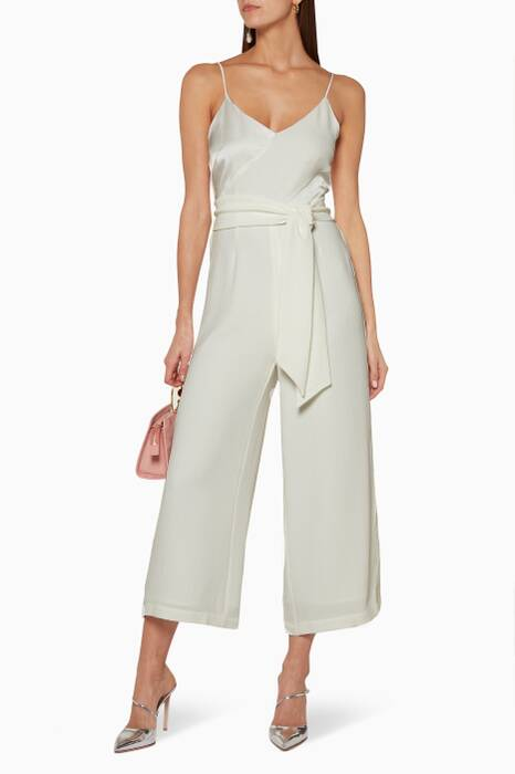 Ivory Translation Jumpsuit