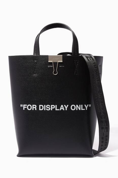 Black For Display Only Tote Bag