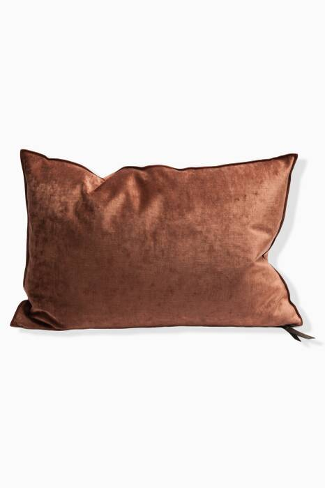 Royal Arglie Vice Versa Velour Cushion