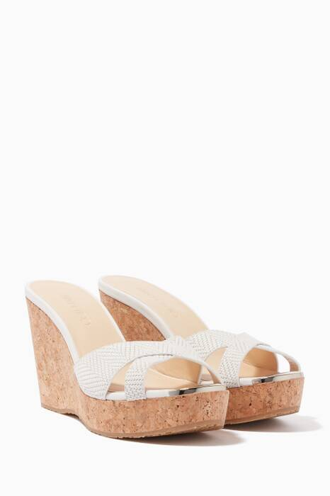 Light-Beige Pandora Sandals
