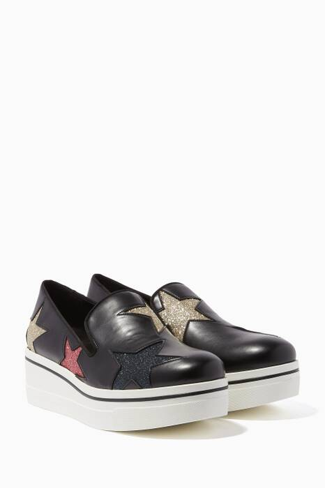 Black Star Binx Loafers