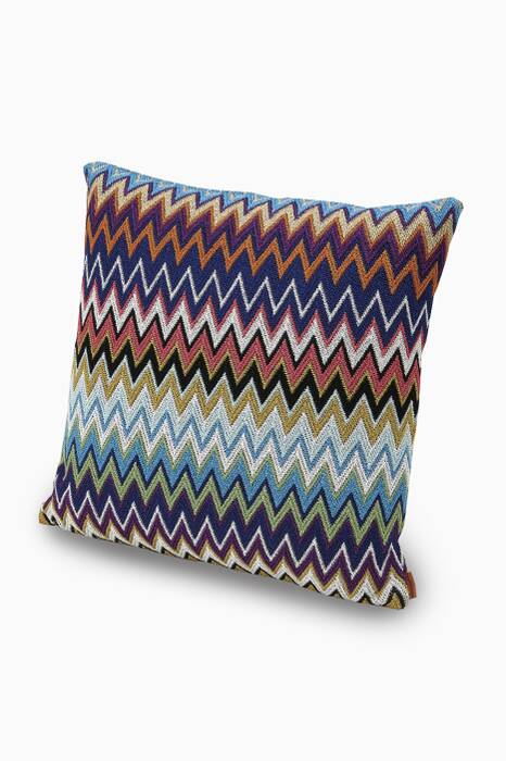 Multi-Coloured Vladimiro 160 Cushion