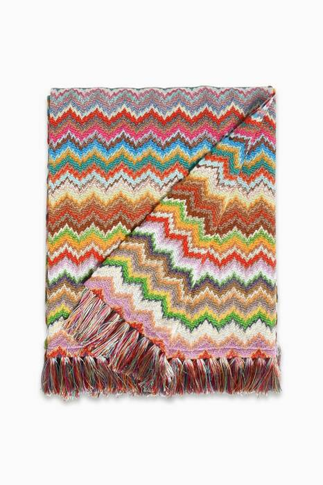 Multi-Coloured Virna 100 Throw