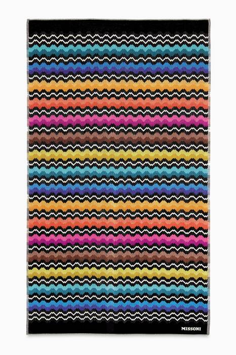 Multi-Coloured Vasilij Beach Towel