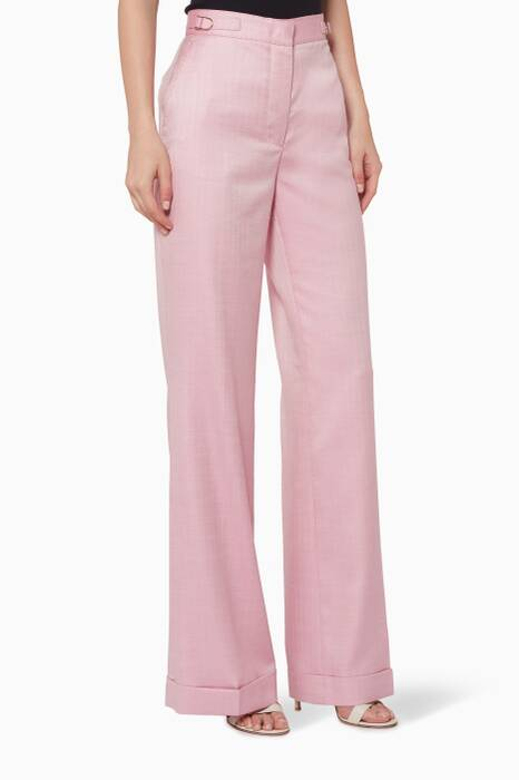 Pink Gainsbourg Pants