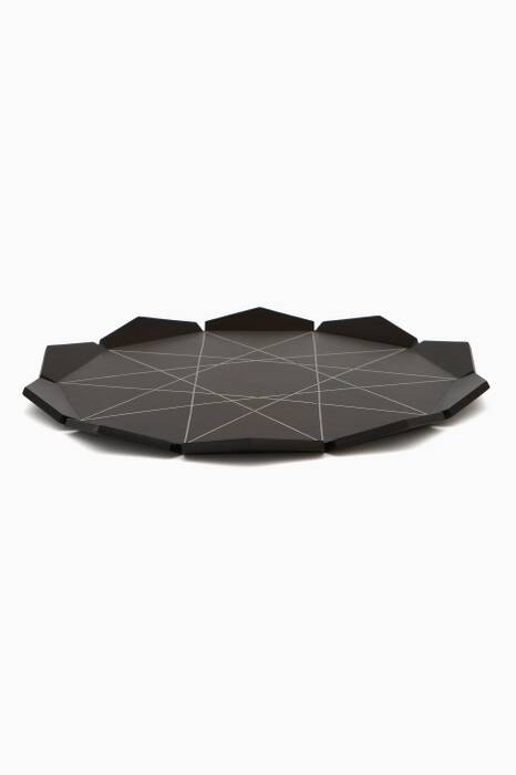 Brown Large Star Tray