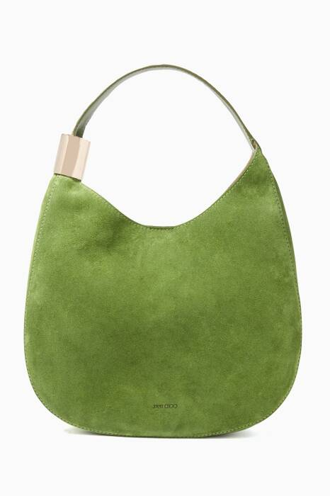 Lime Stevie Shoulder Bag