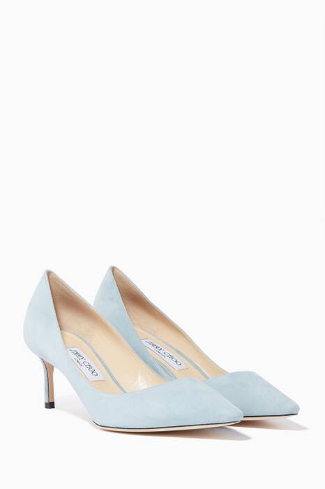 Aqua-Blue Romy 60 Pumps