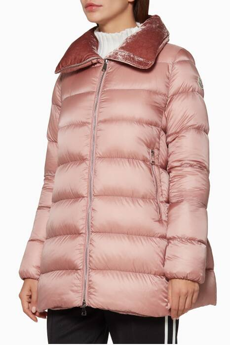 Light-Pink Torcol Jacket