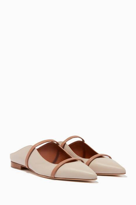Ice & Nude Maureen Leather Flats