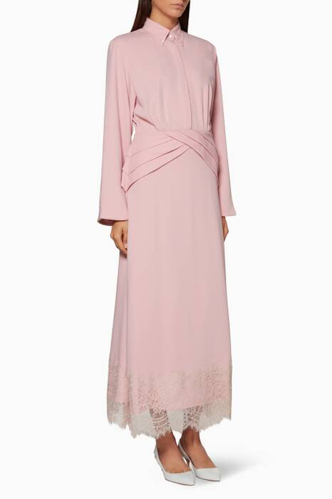 Light-Pink Anything Possible Dress